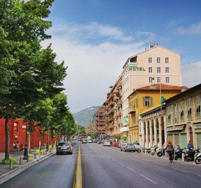 Hotel Campanile Nice Centre Acropolis