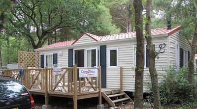 Camping Parc du Guibel (caravan)
