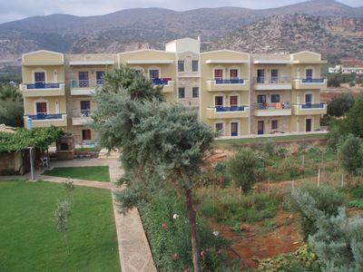 Appartement Parthenis Palace