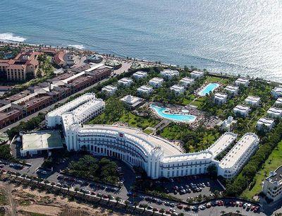 Hotel Riu Palace Meloneras (+ villas)
