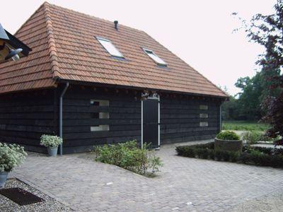 Vakantiehuis Koetshuis (landgoed De Barendonk)