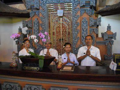 Hotel Bali Tropic
