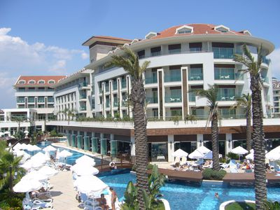Hotel Sunis Evren Beach Resort & Spa
