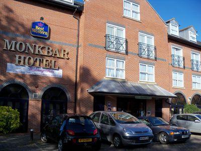 Hotel Best Western Monkbar