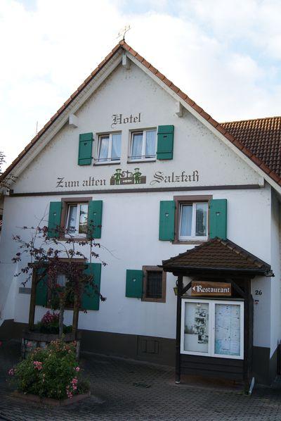Hotel Zum Alten Salzfass