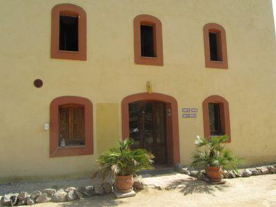 Vakantiehuis Masia rural Can Cebria