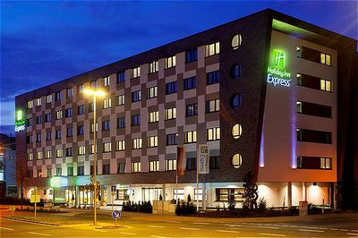 Hotel Holiday Inn Express Bremen Airport