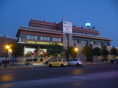 Hotel GIT Conquista de Granada