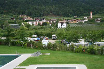 Camping Naturcaravanpark Arquin/Tisens