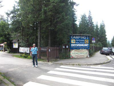 Camping Pod Krokwia