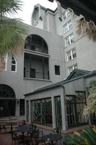 Hotel Natchez Eola