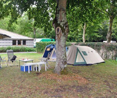 Camping Les Chambons