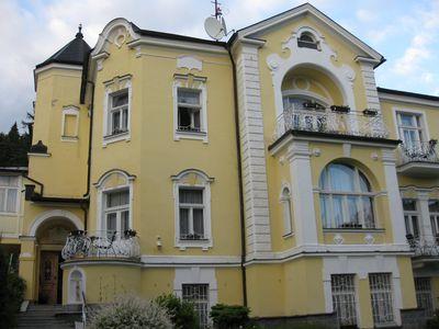 Aparthotel Villa Sonnenstrahl