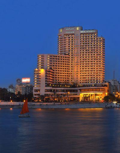 Hotel Semiramis InterContinental