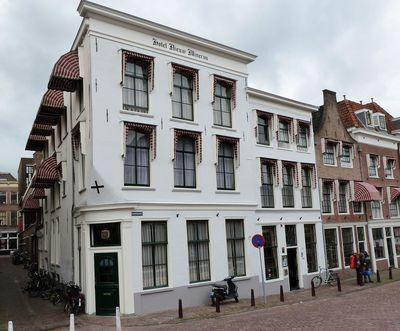 Hotel City Hotel Nieuw Minerva Leiden