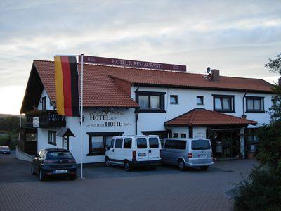 Hotel auf der Hohe
