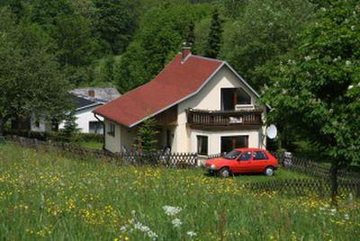 Vakantiehuis Sonnenhaus