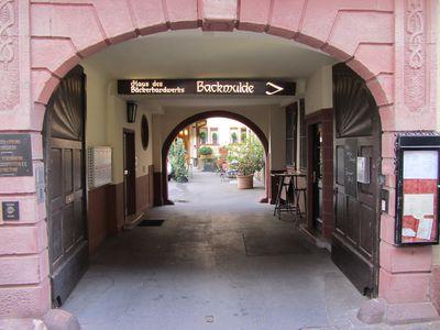 Hotel Gasthaus Backmulde