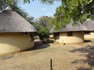 Bungalow Skukuza (Rest) Camp