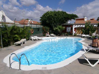 Vakantiehuis Palm Garden