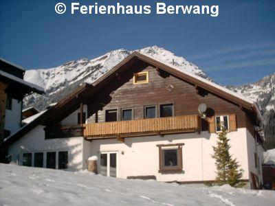 Vakantiehuis Ferienhaus Berwang