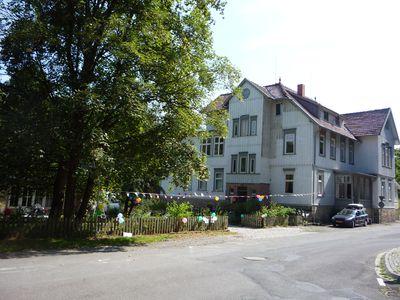 Vakantiehuis Das Weise Haus am Fluss