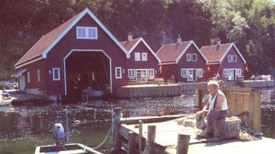 Appartement Solvåg Fjordferie
