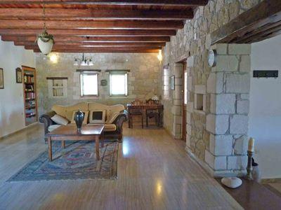 Vakantiehuis Villa Tsikalaria