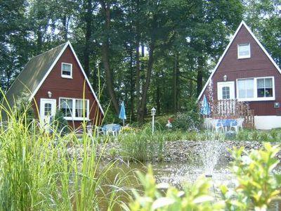 Vakantiepark Ferienpark Rosstrappe