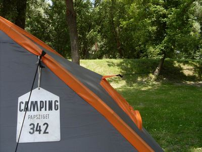 Camping Pap-Sziget