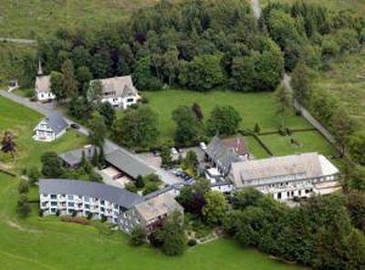 Hotel Berghotel Hoher Knochen