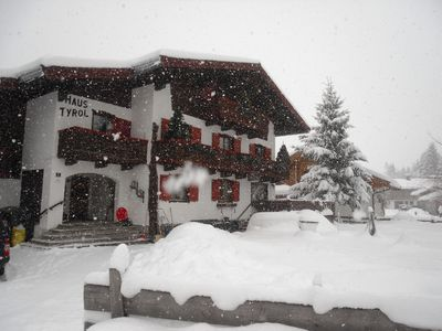 Appartement Haus Tyrol