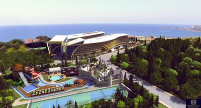 Hotel Vikingen Infinity Resort & Spa