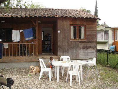 Camping Domaine du Rocher de Jastre