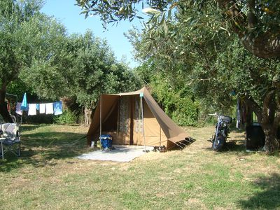 Camping Gythion Bay