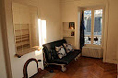 Appartement Paris Louvre