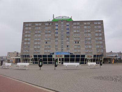 Hotel Center Parcs Strandhotel Zandvoort