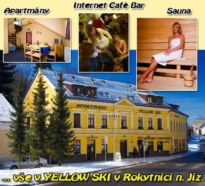 Appartement Yellow Ski