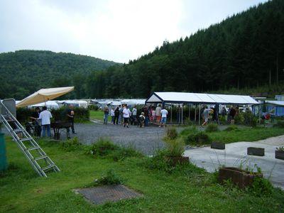 Camping Le Trou du Cheval