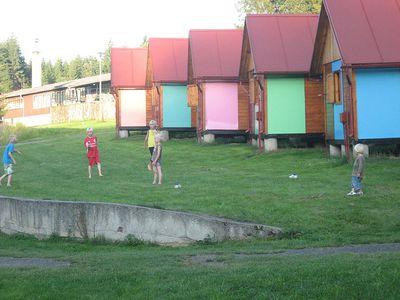 Camping Kovarna