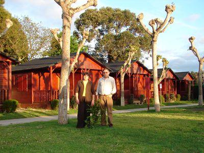 Camping Playa America
