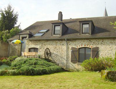 Vakantiehuis Le Bourg