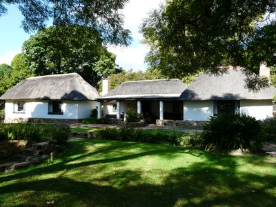 Chalet Waterberg Cottages