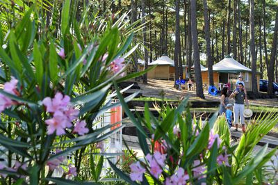Camping Campéole Plage Sud