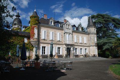 Kasteel Chateau de Buros