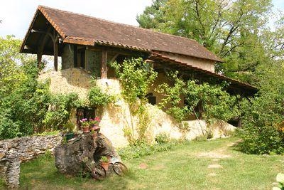 Vakantiehuis Domaine de La Borderie