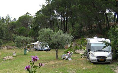 Camping Camper & Caravan Park Tapadinho
