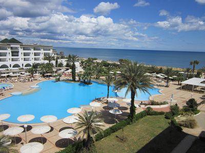 Hotel El Mouradi Palm Marina