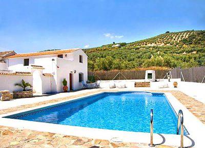 Vakantiehuis Cortijo las Olivas