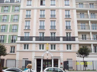 Appartement Appart'city Saint Maurice